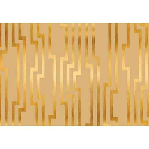 York Wallcoverings Candice Olson Shimmering Details Brown Velocity Wallpaper