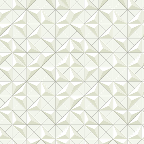 Dimensional Artistry White Puzzle Box Wallpaper