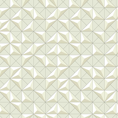 Dimensional Artistry Tan Puzzle Box Wallpaper