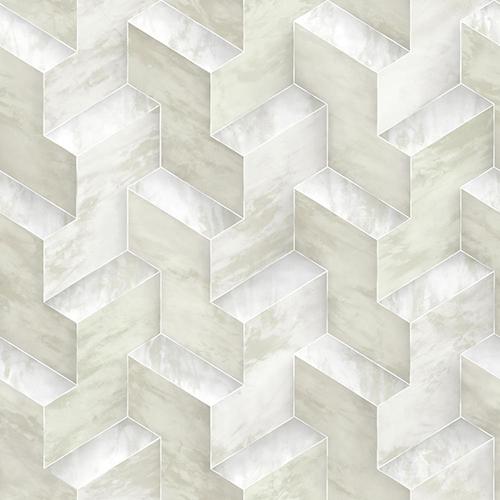 Dimensional Artistry Tan Step To It Wallpaper
