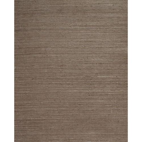 York Wallcoverings Candice Olson Natural Splendor Plain Sisals Taupe Wallpaper - SAMPLE SWATCH ONLY