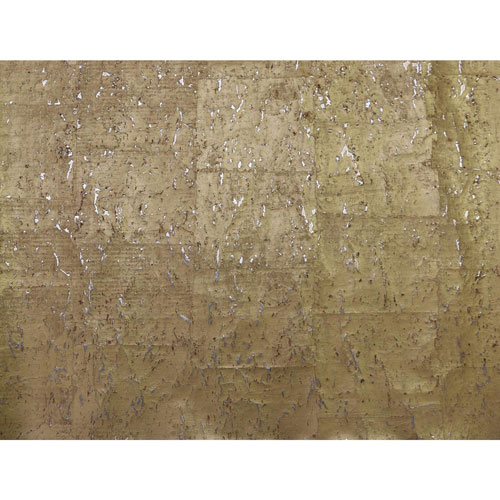 Candice Olson Natural Splendor Cork Gold Wallpaper