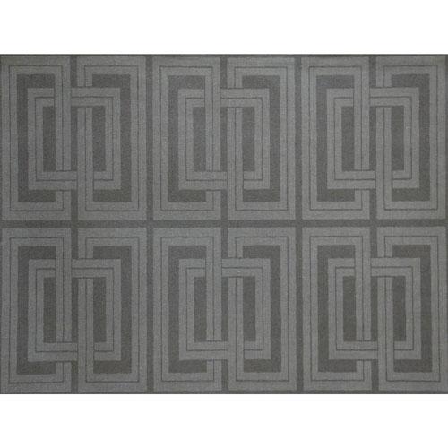 Candice Olson Natural Splendor Quad Gray and Charcoal Wallpaper