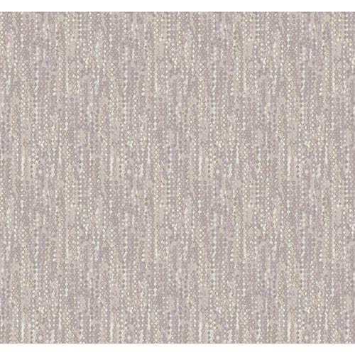 York Wallcoverings Modern Luxe Light Grey and Medium Grey Vibe Wallpaper: Sample Swatch Only