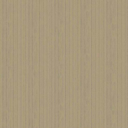 York Wallcoverings Modern Luxe Shining Silver and Cocoa Palladian Stria Wallpaper