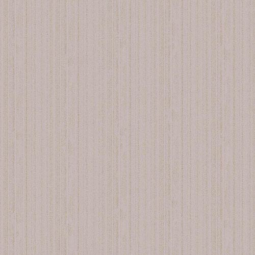 York Wallcoverings Modern Luxe Bright Gold and Softest Grey Palladian Stria Wallpaper