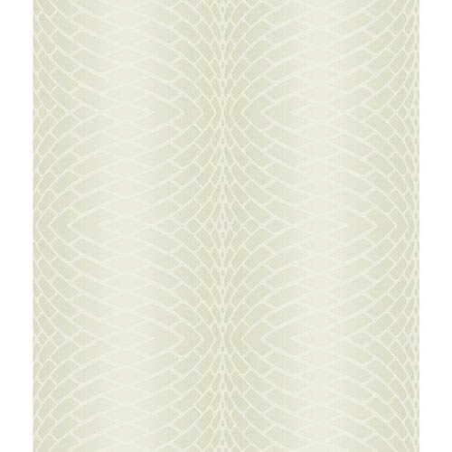 York Wallcoverings Modern Luxe Frosted Gold Impulse Wallpaper
