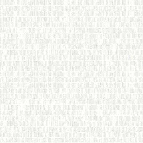 Dwell Studio Baby and Kids Matchstick White Wallpaper
