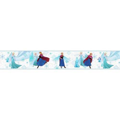 Disney Kids III Disney Frozen Sisters Border