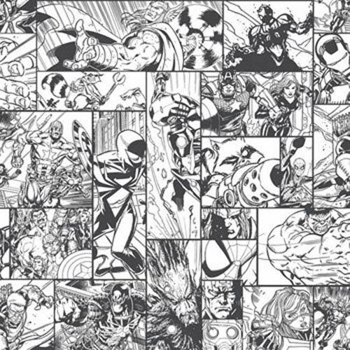 Disney Kids III Marvel Comic Book Wallpaper