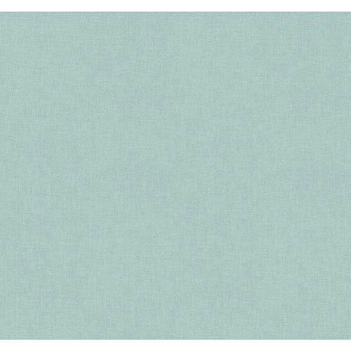Carey Lind Modern Shapes Aqua Mesh Texture Wallpaper
