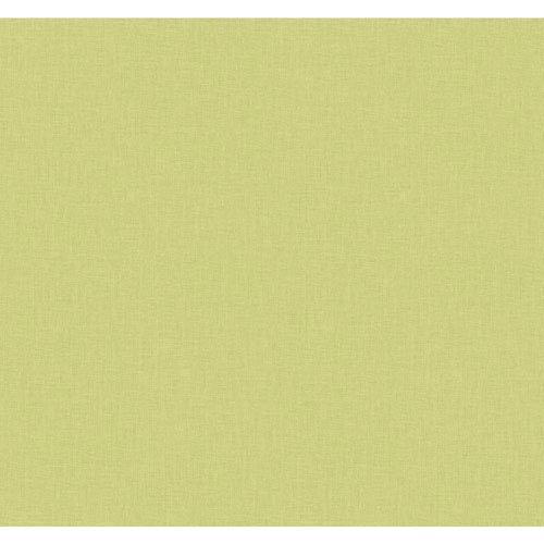 Carey Lind Modern Shapes Yellow Green Mesh Texture Wallpaper
