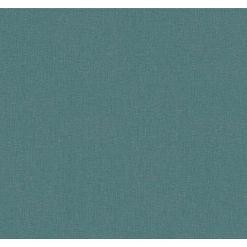 Carey Lind Modern Shapes Teal Mesh Texture Wallpaper