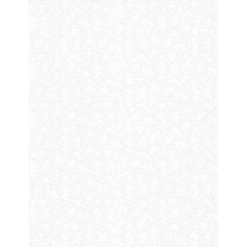 York Wallcoverings Ashford Black, Pearl and White Wallpaper