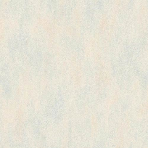 York Wallcoverings Arlington Cream and Light Blue Stucco Texture Wallpaper: Sample Swatch Only