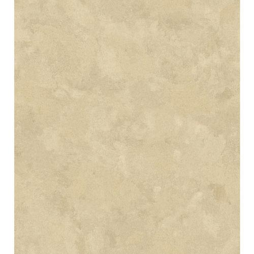 Shimmering Topaz Cream and Beige Rose Texture Wallpaper: Sample Swatch Only