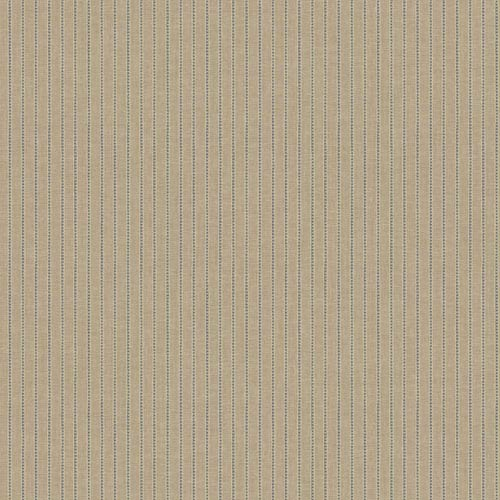 York Wallcoverings Waverly Cottage Beige and Grey Highwire Stripe Wallpaper
