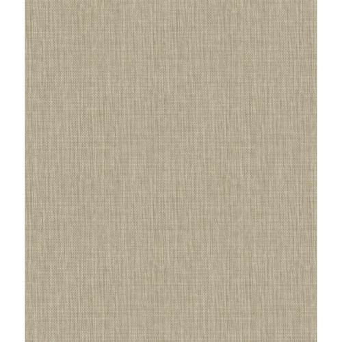 York Wallcoverings Waverly Cottage Oatmeal Sweet Grass Wallpaper: Sample Swatch Only