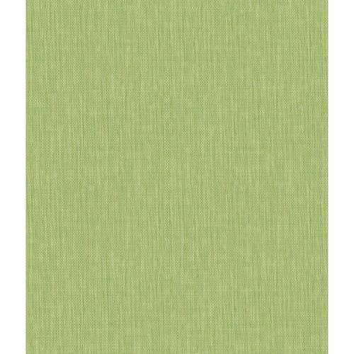 York Wallcoverings Waverly Cottage Kiwi Green Sweet Grass Wallpaper