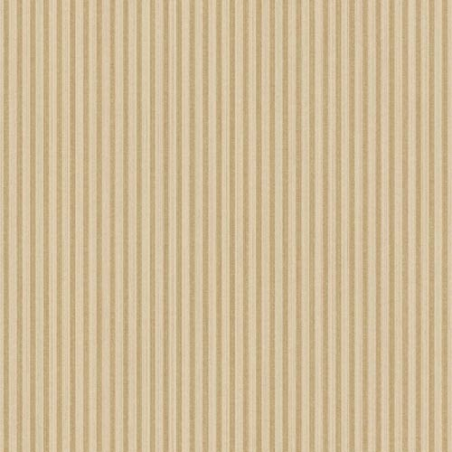 York Wallcoverings Riverside Park Parchment and Antique Brass Glow Wallpaper: Sample Swatch Only