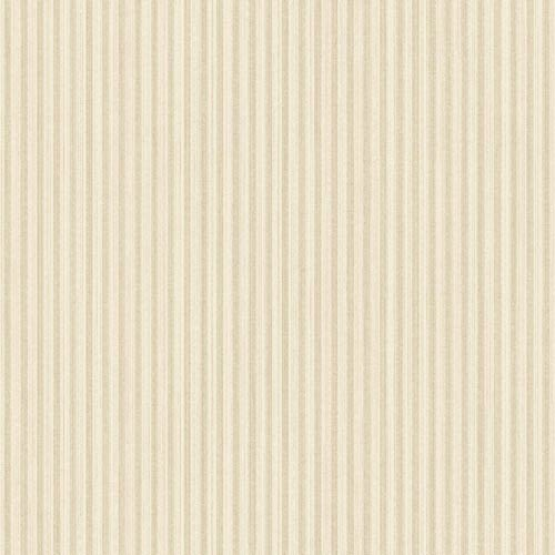 York Wallcoverings Riverside Park Heavy Cream and Taupe Mineral Wallpaper