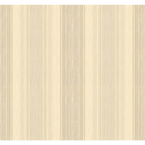 York Wallcoverings Inspired by Color Beige and Brown Wallpaper: Sample Swatch Only