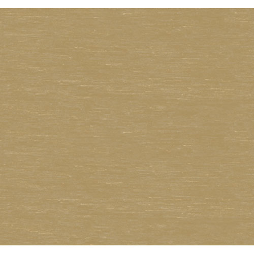 York Wallcoverings Artistry Gold Taupe Silk Nub Texture Wallpaper: Sample Swatch Only