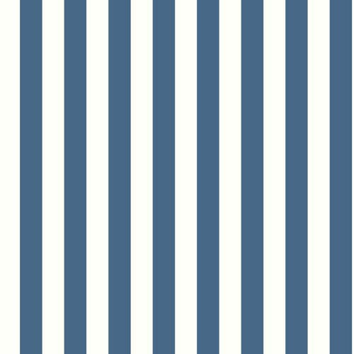 Growing Up Kids Linen Stripe Removable Wallpaper- Sample Swatch Only
