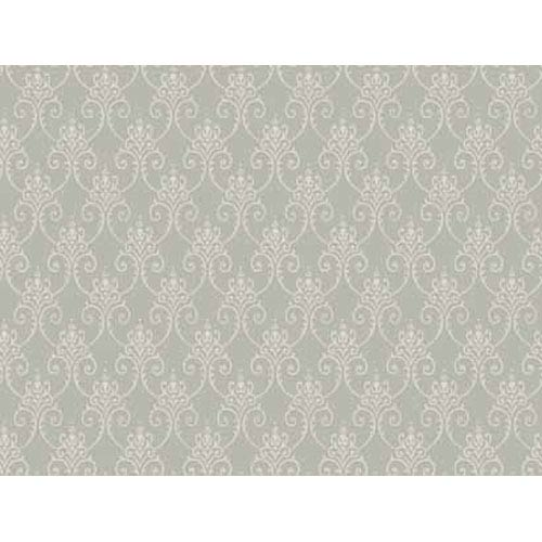York Wallcoverings Keepsake Trellis Coordinate Wallpaper: Sample Swatch Only