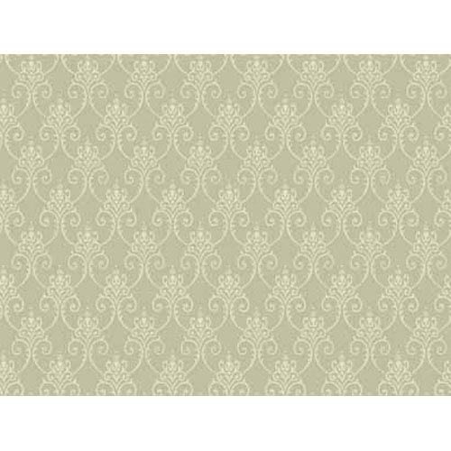 York Wallcoverings Keepsake Trellis Coordinate Wallpaper: Sample Swatch Only