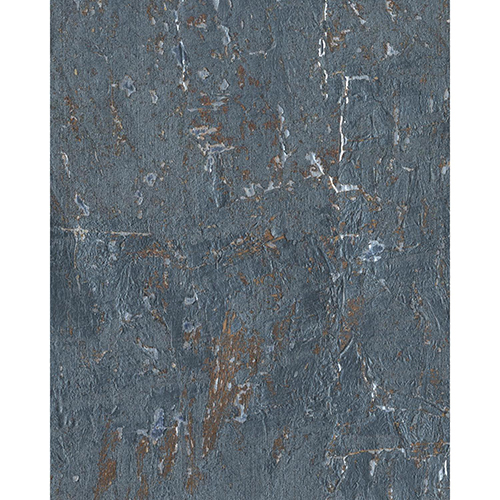 York Wallcoverings Ronald Redding Industrial Interiors II Blue Cork Wallpaper