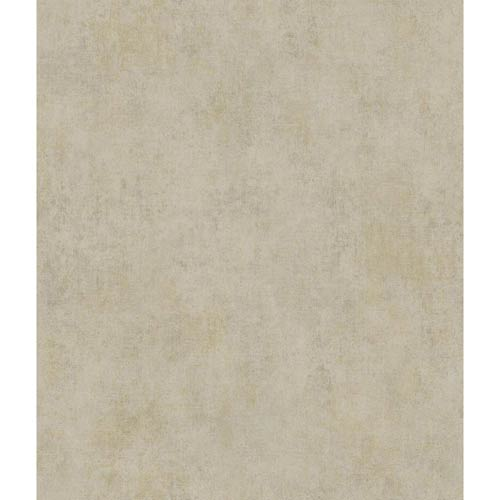 York Wallcoverings Passport Brown and Slate Gray Wallpaper: Sample Swatch Only