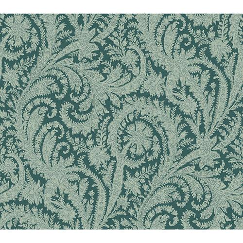 Tailored Green Wallpaper