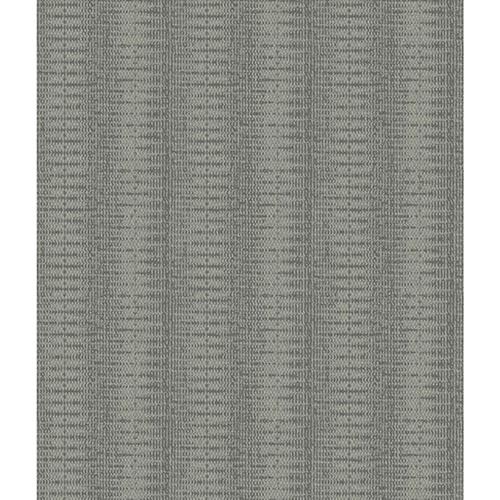 Tailored Gray Birdseye Wallpaper