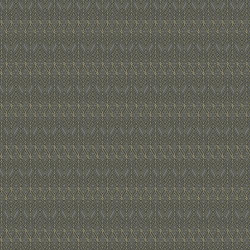Tailored Gray Chevron Wallpaper