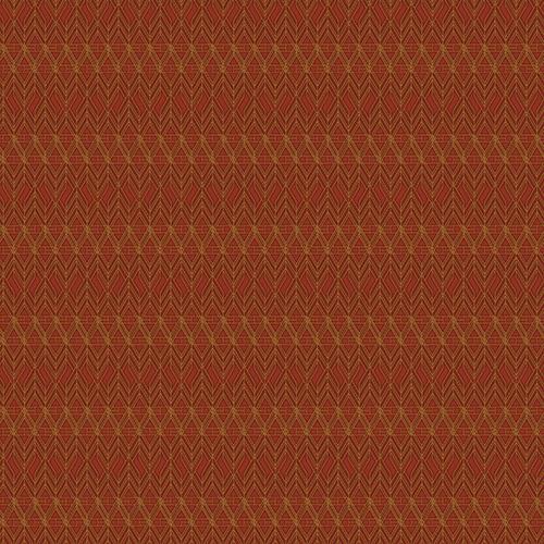 Tailored Red Chevron Wallpaper