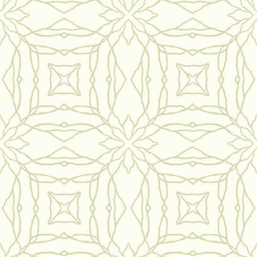York Wallcoverings Pattern Play Reflections Wallpaper: Sample Swatch Only