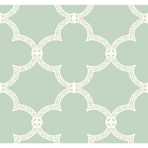 Pattern Play Serendipity Wallpaper: Sample Swatch Only