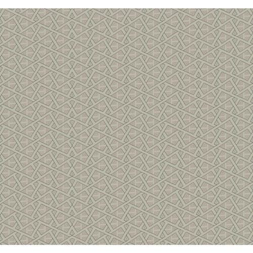 Pattern Play Charade Wallpaper