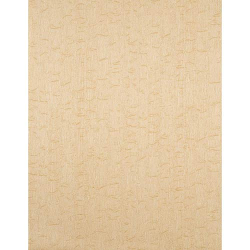York Wallcoverings York Textures Wheat Gold Bamboo Stripe Wallpaper: Sample Swatch Only