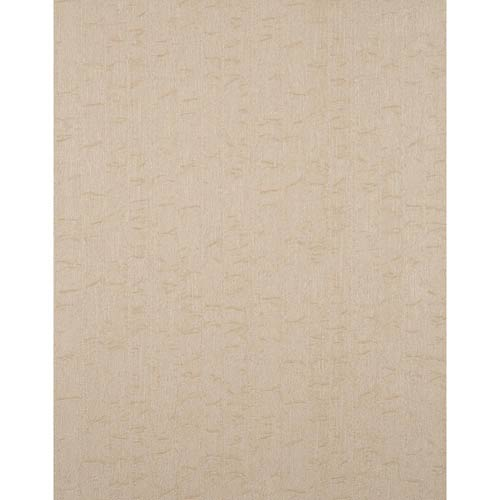 York Wallcoverings York Textures Wilted Wheat Beige Bamboo Stripe Wallpaper: Sample Swatch Only