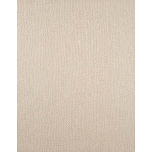 York Wallcoverings York Textures Pearled Champagne Loose Weave Wallpaper: Sample Swatch Only