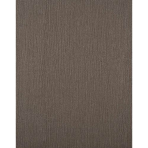 York Wallcoverings York Textures Silver Loose Weave Wallpaper: Sample Swatch Only