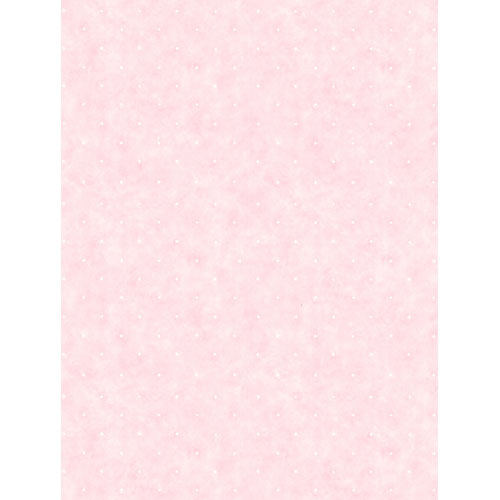 York Kids Light Pink IV Small Polka Dot Wallpaper: Sample Swatch Only