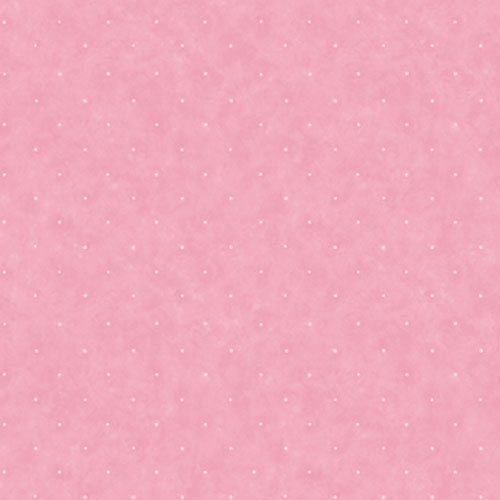 York Wallcoverings Friends Forever Pink Small Polka Dot Wallpaper: Sample Swatch Only