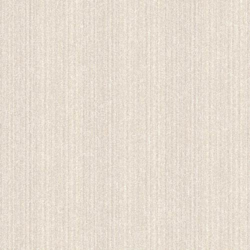 York Wallcoverings Sapphire Oasis Cream and Amethyst Woven Stria Wallpaper