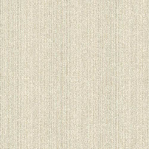 York Wallcoverings Sapphire Oasis Ivory and Aqua Marine Woven Stria Wallpaper: Sample Swatch Only