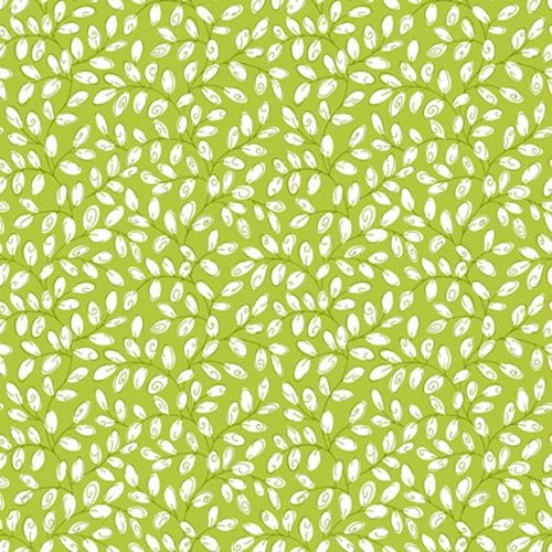 York Wallcoverings Bistro 750 Mini Vine Wallpaper: Sample Swatch Only