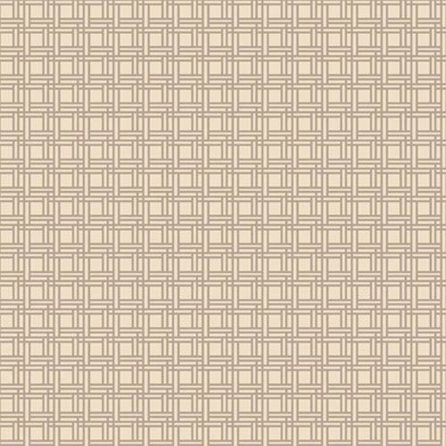 York Wallcoverings Bistro 750 Woven Texture Wallpaper: Sample Swatch Only