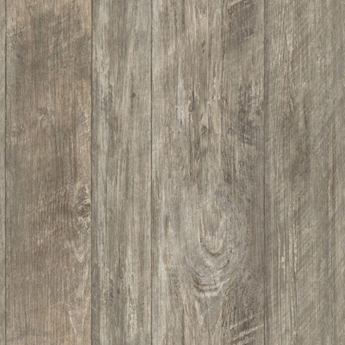 York Wallcoverings Rustic Living Rough Cut Lumber Brown Wallpaper